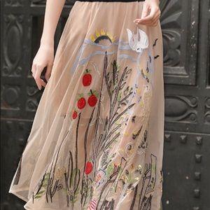 Zara Fairytail Skirt
